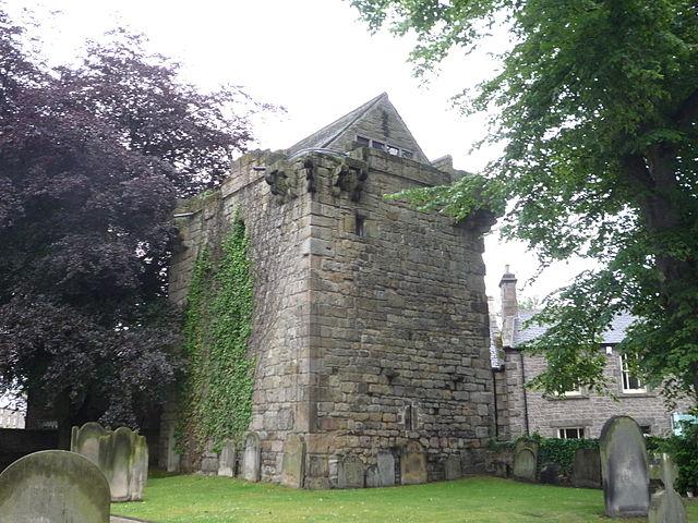 Corbridge Vicar's Pele