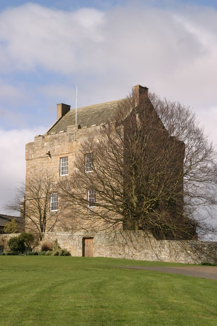 Elsdon Tower