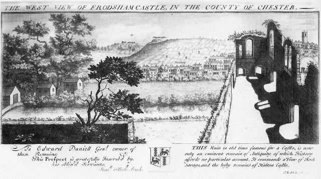 Frodsham Castle