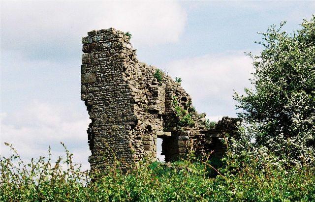 Greenhalgh Castle