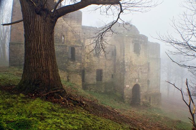 Harewood Castle