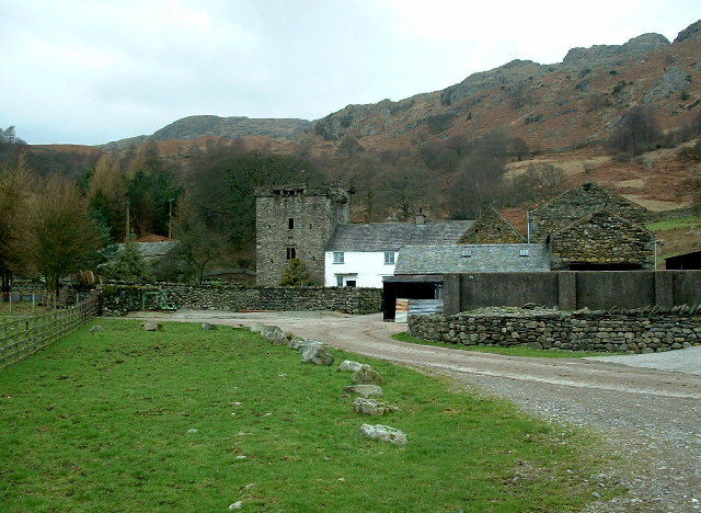 Kentmere Hall