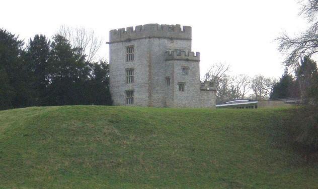 Newton St Loe Castle