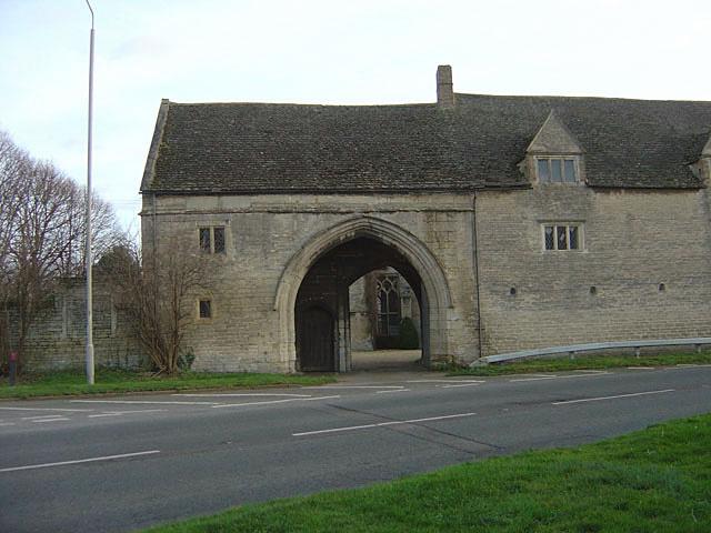 Northborough Castle
