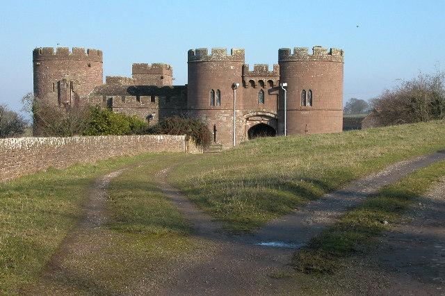 Pembridge Castle