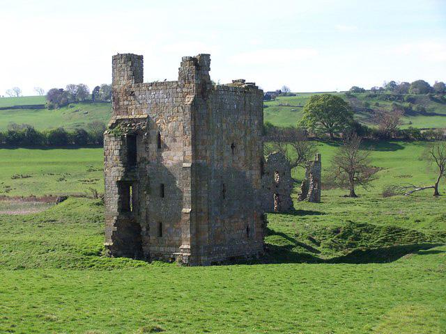 Ravensworth Castle
