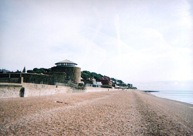 Sandgate Castle