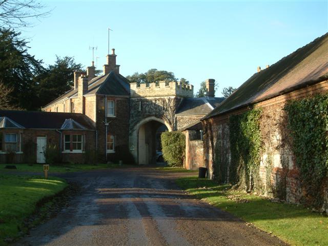 Shirburn Castle