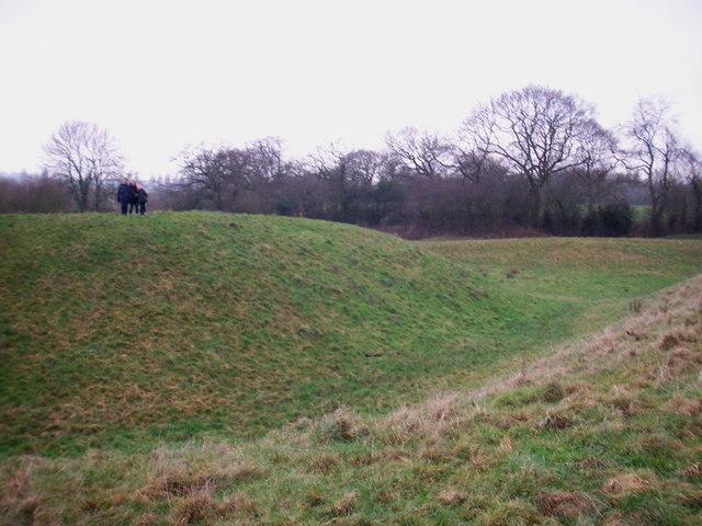 Shotwick Castle