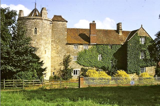 Somerton Castle