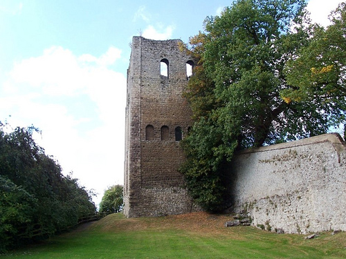 St Leonard's Tower, West Malling