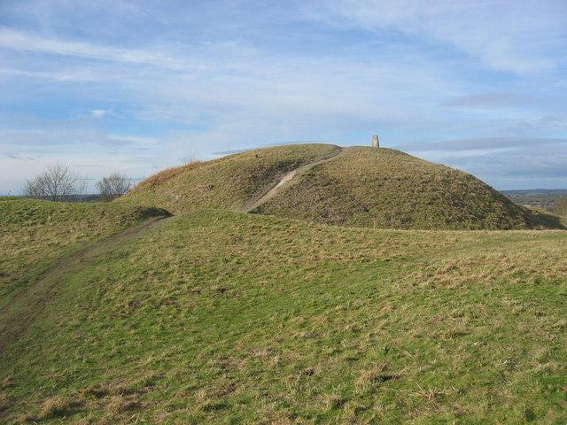 Totternhoe Castle