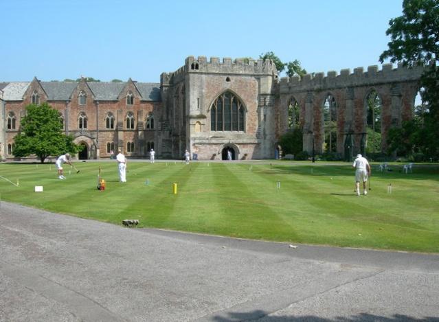 Wells Bishop's Palace