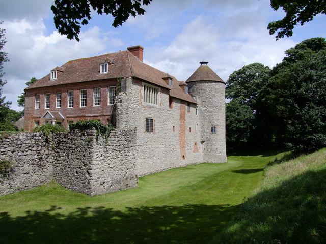 Westenhanger Castle