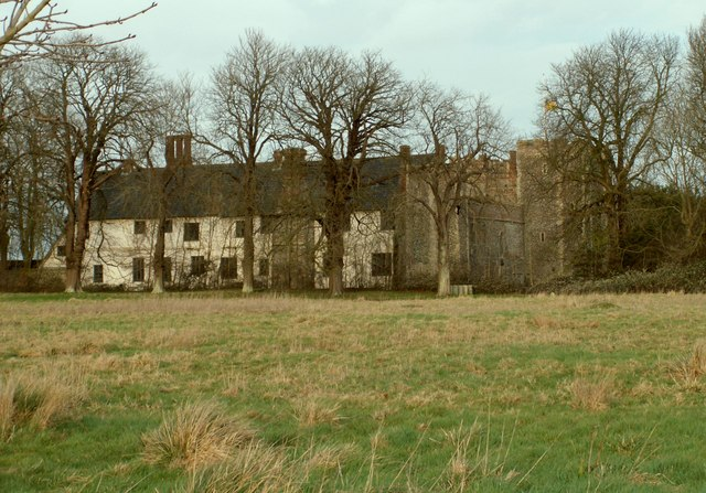 Wingfield Castle