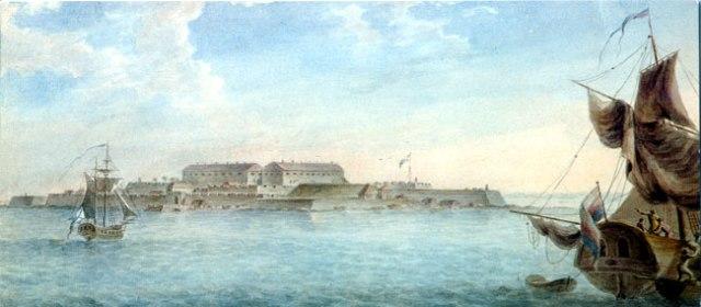Svartholm Fortress