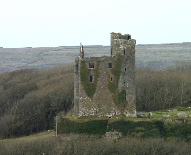 Ballinalacken Castle