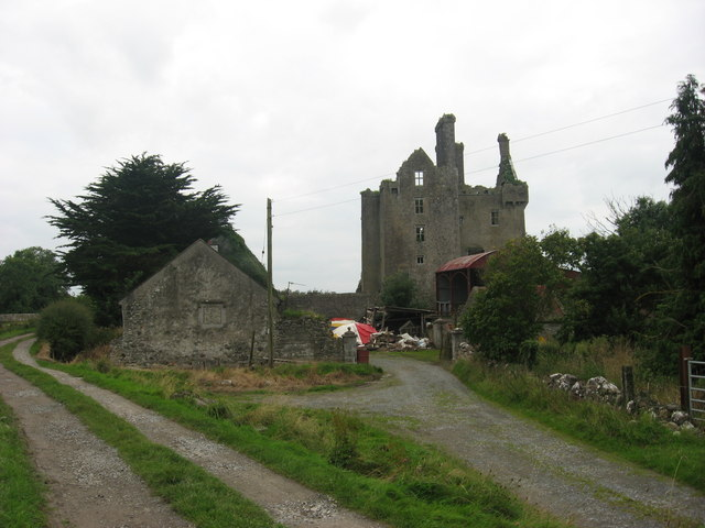 Ballycowan Castle