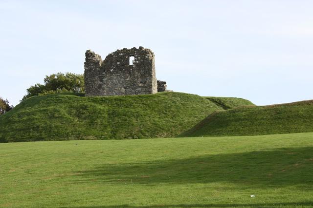 Clough Castle