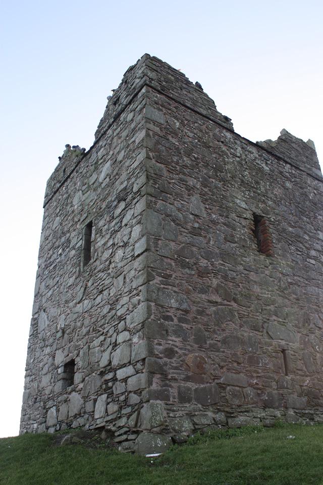 Cowd Castle