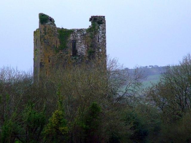 Kilcrea Castle