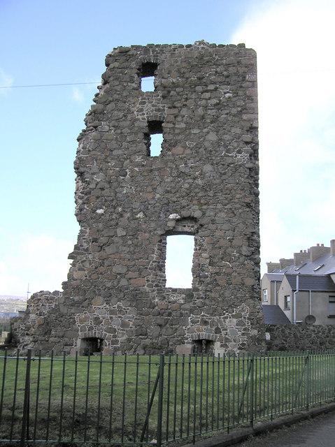 Olderfleet Castle
