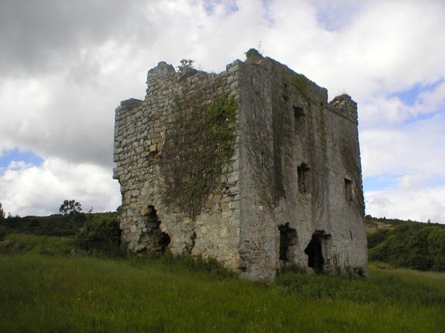 Puck's Castle