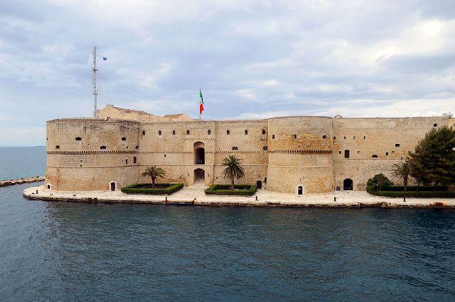 Castello aragonese (Taranto)