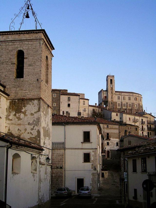 Castello di Gamberale