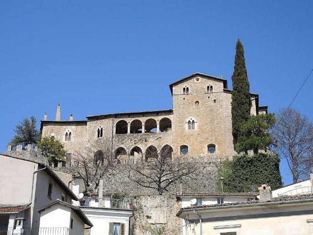 Castello di Gagliano Aterno