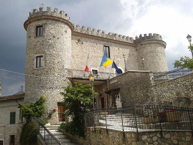 Castello di Oricola