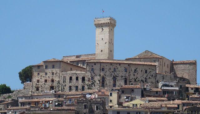Castello Savelli Torlonia