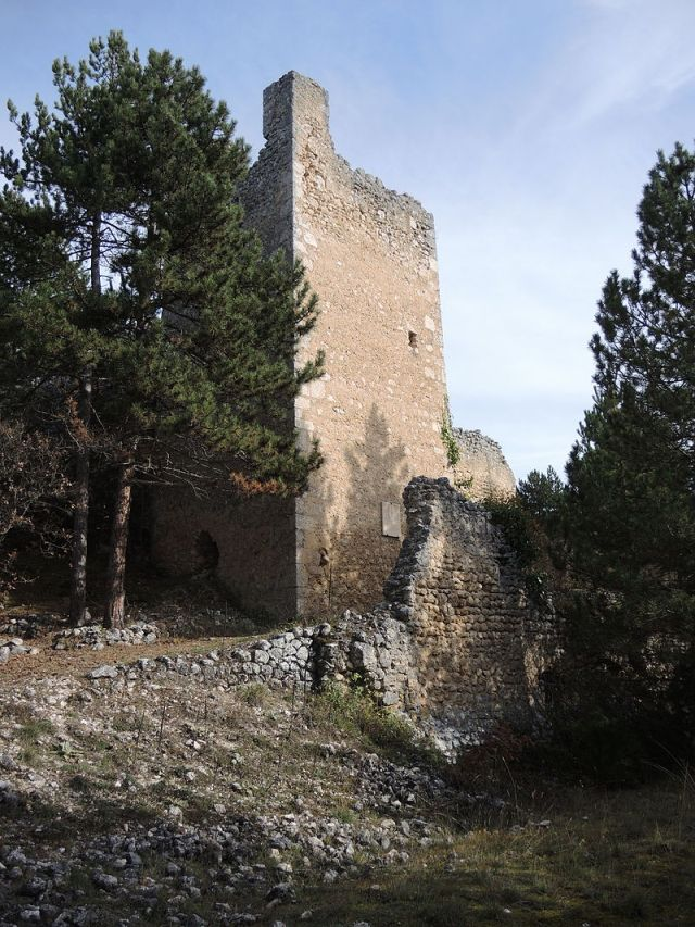 Castle of Barisciano