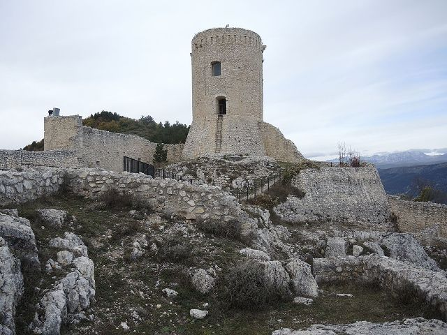 Castle of Bominaco