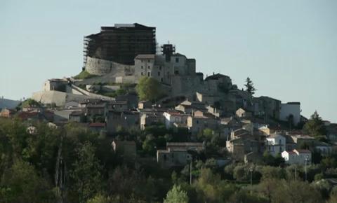Castle of Carpineto Sinello
