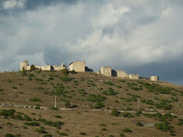 Castle of Sant'Eusanio Forconese