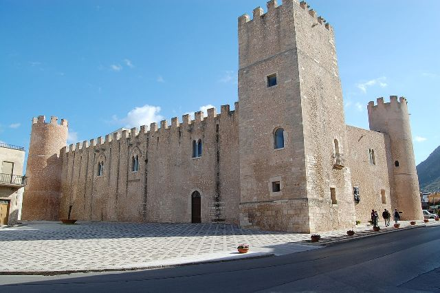 Castle of the Counts of Modica
