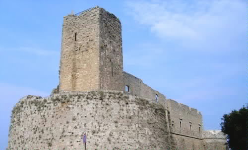 Monte Sant ' Angelo Castle