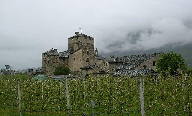 Sarriod de la Tour Castle