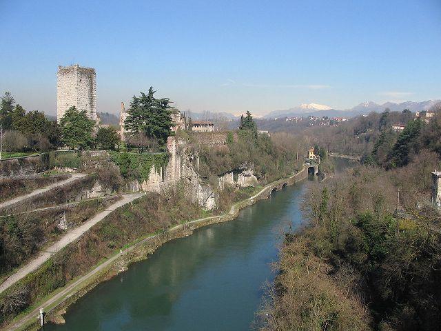 Trezzo Castle