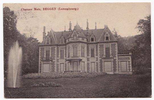 Beggen Castle