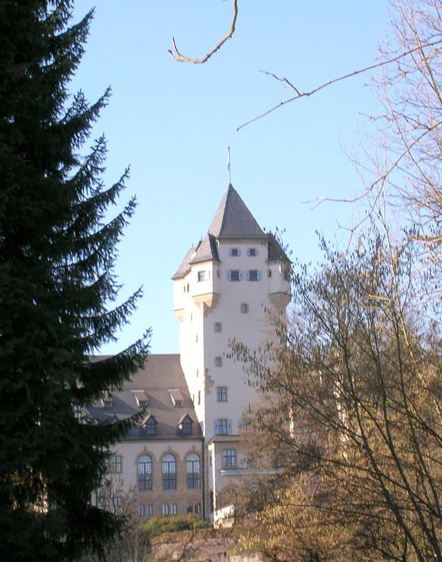 Berg Castle