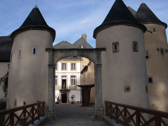 Bourglinster Castle
