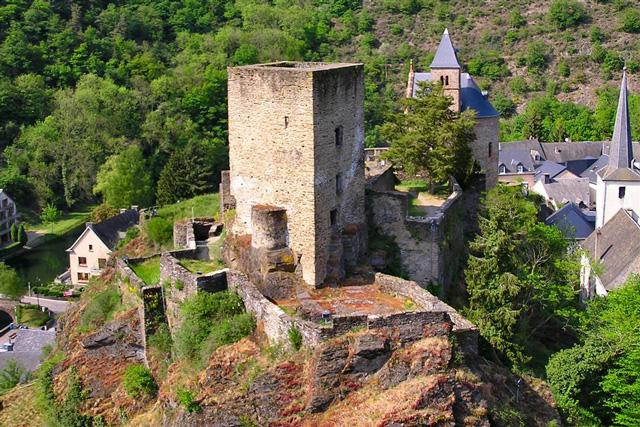 Esch-sur-Sure Castle