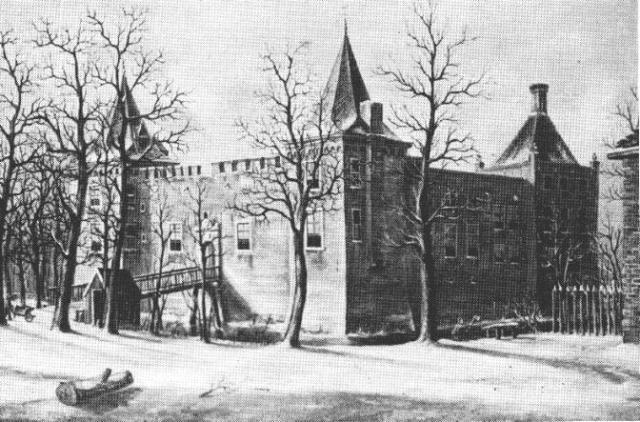 Ilpenstein Castle