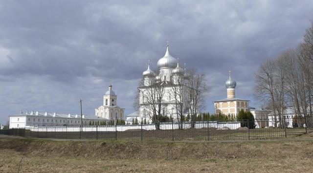 Khutyn Monastery