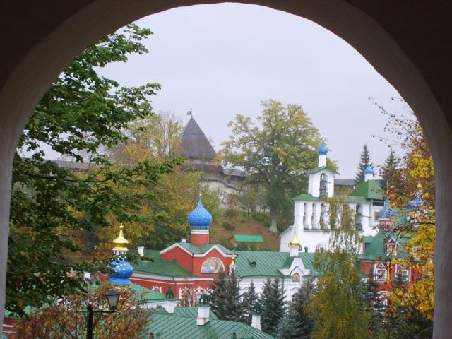 Pskovo-Pechersky Monastery