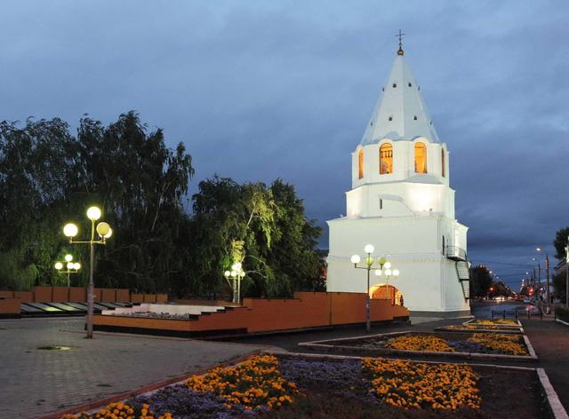 Syzran Kremlin