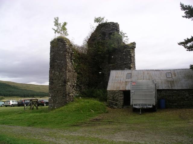 Achallader Castle