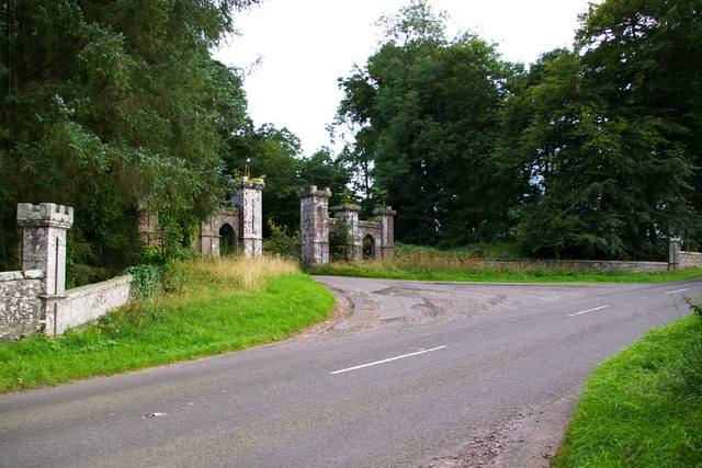 Aldbar Castle
